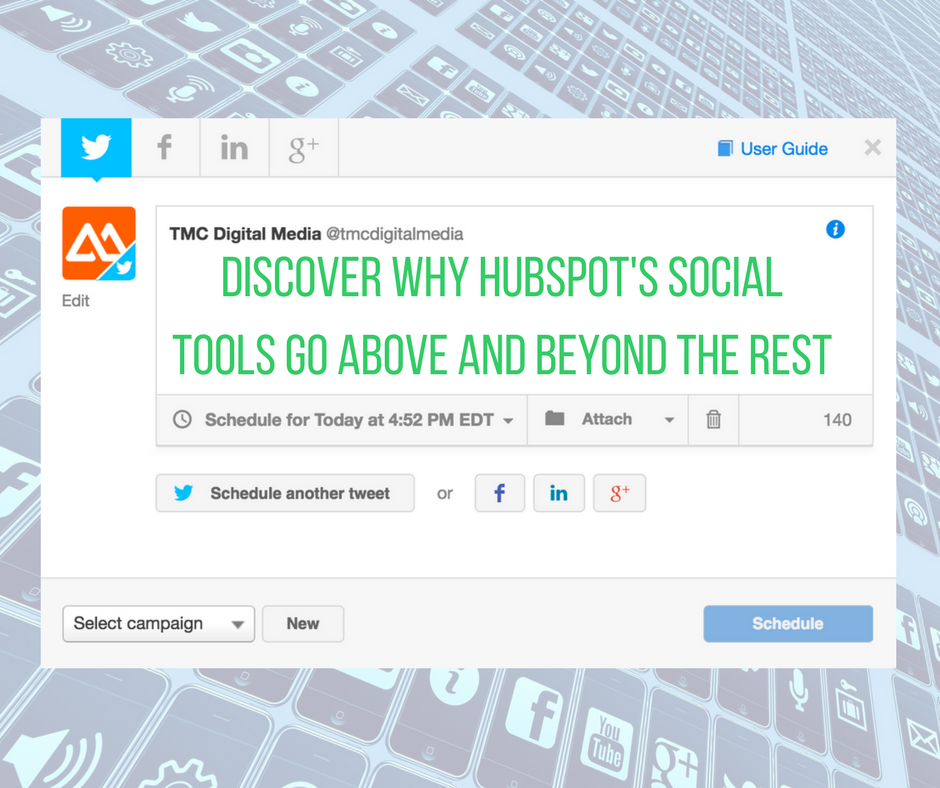 Discover why Hubspot's social tools go above and beyond the rest