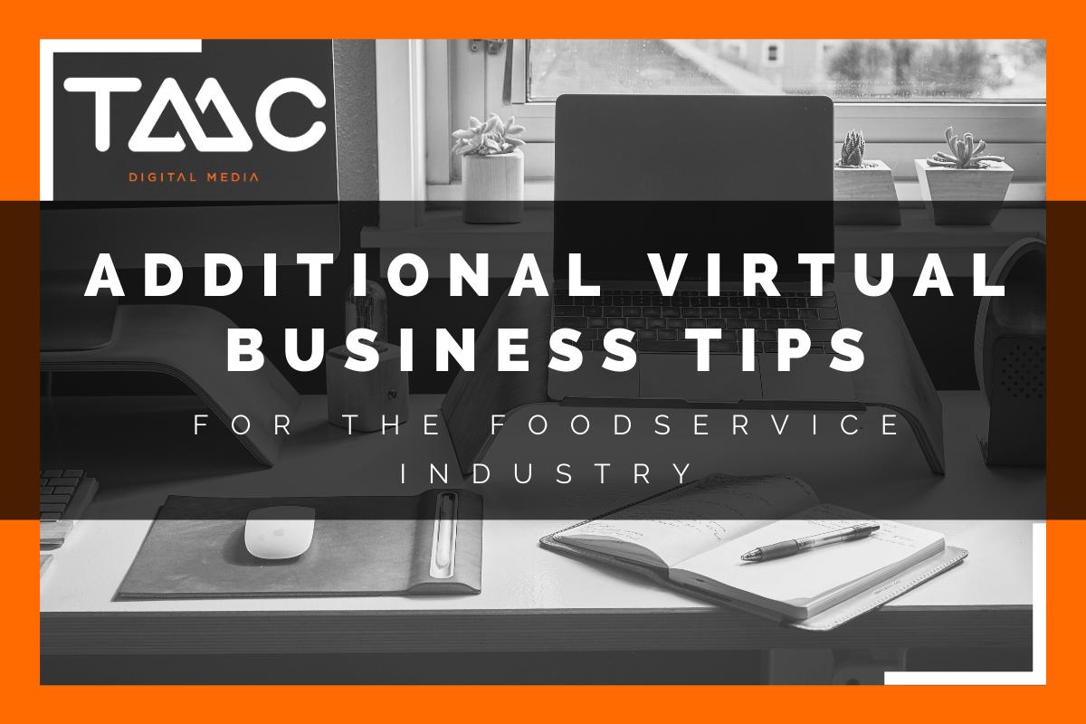 additonal virtual business tips