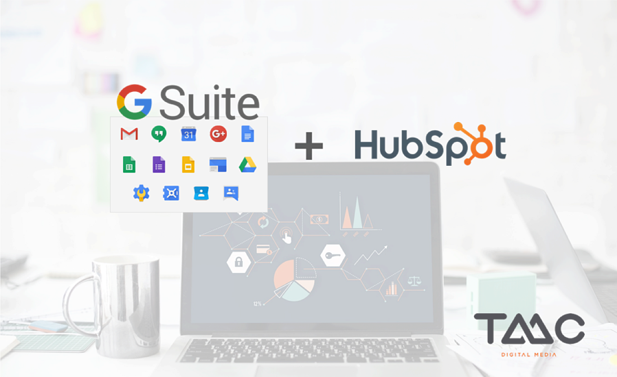 G Suite and HubSpot - TMC Digital Media